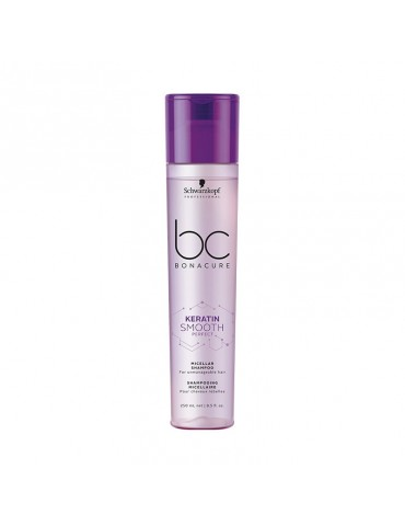 Champú Bonacure Smooth Perfect Antiencrespado -SCHWARZKOPF 250ml